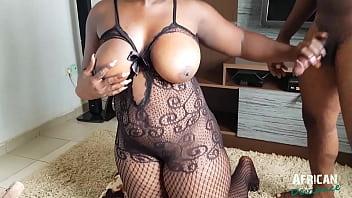 ebony mature fuck by a big dick