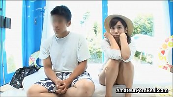 Sexy Bikini Japanese Teen Girl Sex Spied Through Window
