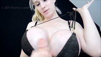 WWW.HUGETITTYCLIPS.COM TO WATCH FULL VIDEO - Kristi Lovett - Huge Fake Tits Cock s.