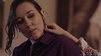 HD Sinn Sage fucks hot employee Lena Paul with strap-on