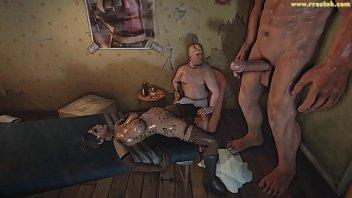 Monsters fucking gaming girls Big Compilation 3D Animations - Rrostek
