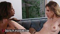Sexy Hot (Anya Olson, Ana Foxxx) love eating pussy - DigitalPlayground