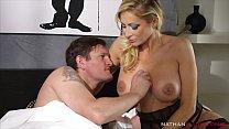 Hot Italian Milf Vittoria Risi Fucks Ian Scott fat cock - all anal - no pussy