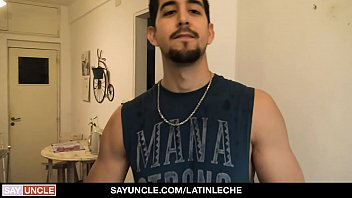LatinLeche - Gay For Pay Latino Cock Sucking
