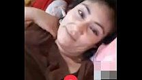 video llamada por whatsapp con tia cachera de arequipa, mostrando tetas y vagina