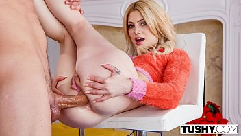 TUSHY She needed to be taught how to gape
