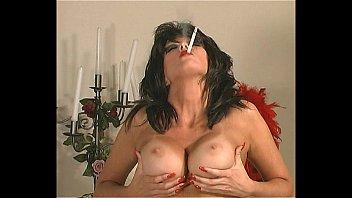 sexy celeste-smoke goddess