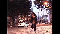 Andando Pelada nas Ruas de São Paulo. Exibicionismo 100% Real