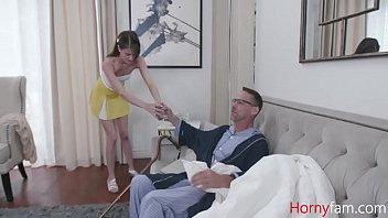 My Sick GrandFather Fucks Me Teen Cunt- Zoe Sparx