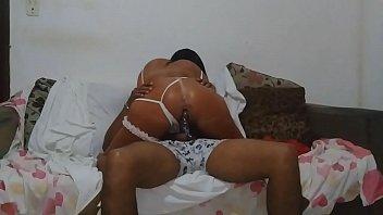 # AMANTE GOZANDO DENTRO DE MIM EM CASA E O CORNO FILMA TUDO !!!!