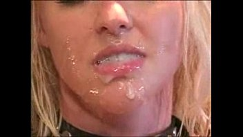 Fucking whores swallow gallons of nut (compilation)