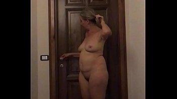 Minha mulher nua