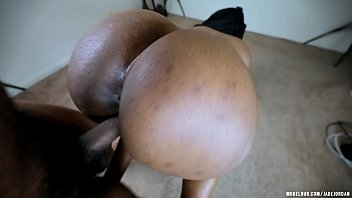 PHAT CHOCOLATE DONK BACKSHOTS!!!