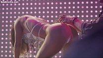 Jennifer Lopez slow motion Hustlers pole dance Full HD