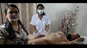 Sessão excitante de depilação seguida de relaxante de massagem com as mãos - Espaco Salvaley
