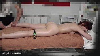 The real massage hidden camera