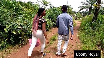 Bush fuck with my village boyfriend