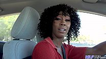 MILFTRIP Sexy Ebony Milf Blasted With Hot Cum