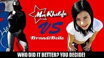 Mia Khalifa VS Brandi Belle: Who Did It Better? You Decide!