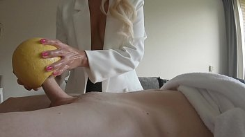 Melon Cock Milking At The Dick Spa