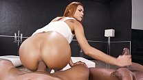 Veronica Leal anal fucked in threesome with double penetration NT044