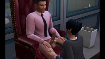 Sims 4:  The Thrill of the Unexpected