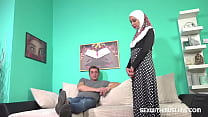 Annoyed husband wants sex from his wife