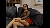 Physically fit stud invited cute darkhaired floozie with big natural boobs Ariana Jollee to dance back-door boogie