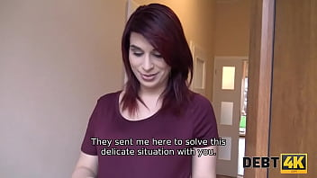 DEBT4k. Collector gives future mom a chance to get rid of all debts