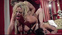 Sexy Circus Freaks Have A Hot Threesome