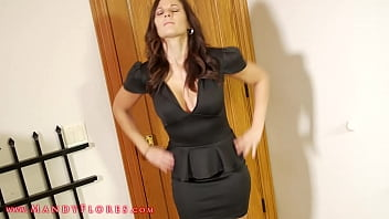 Mandy Flores HOT MILF Step Mom Causes Accidental Erection HD 14 min