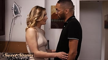 (Mona Wales) Spreads Her Legs For Her Sexy Boyfriends Gigantic Cock And They Both Explode To An Intense Orgasm - Sweet Sinner