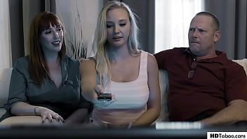 Couple has to take care of a psycho - Lauren Phillips and Paisley Porter