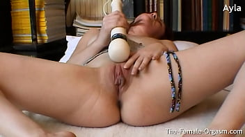 Ten Horny Babes Pleasure Themselves Until Their Pussies Throb and Contract As They Cum