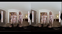 Naughty America - Lauren Phillips and Natasha Starr surprise the bride, Katie Morgan, with the hot stripper they saw for the bachelorette party