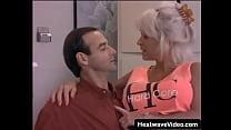 Mature big tit blonde grateful for dick