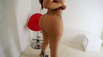Strella Kat Volume 3 Downloadable DVD/Clips - Dominican Hottie With An Amazing Body - Big Ass Latina