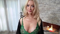 Fucking MILF Mom On St.Patrick's Day- Linzee Ryder