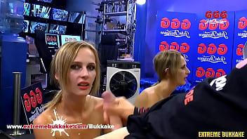 Intimate Casting Tape with German Goo Slut Jenny Smart