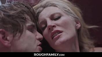 Mom Loves her Son - RoughFamily.com 8 min