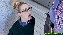 Loving stepdad punishes his stepdaughter Lily Larimar 8 min
