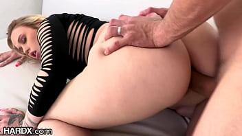 HardX - Big Ass Blonde's Phat Ass Drilled