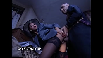 Olivia Rio anal sex in the back of the shop