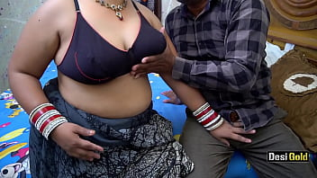 Devar Came Home And Fuck The Bhabhi    Indian Sex With Clear Hindi Audio