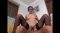 Fuckin At 50 #14 - Mature woman has a real thing for young cock