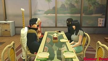 akatsuki porn Cap 4 en una cena hidan se fue hablar un rato con hinata ella le pide que le hag sexo oral y terminan follando el le dice que le quiere echar toda la leche adentro