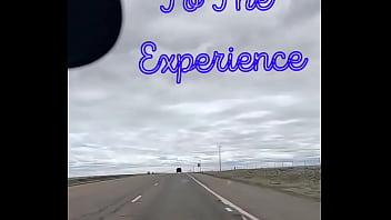 Sexy Ebony Couple Has Fun on Highway During Birthday Drive (Preview) KuroYukiExperience