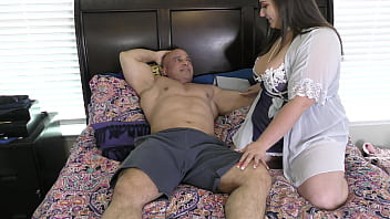 I fuck Genesis and cum in her pussy 15 min