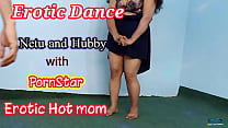 Erotic solo trance Dance with pornstar Erotic Hot Mom homemade, big boobs Erotic Hot mom from USA welcome dancing in sexy indian family, european beautiful big boobs indian bhabhi dances sexy