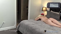 Real Orgasms! Sweet Facialed Amateur Bri Klein Filmed While Cumming!
